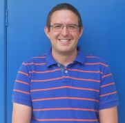 New Staff Member - Secondary - Mr Damian Jensen