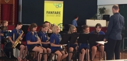 Silver Medal at Fanfare