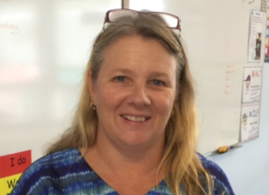 New Staff Member - Primary Yr4/5 - Margaret Cumner